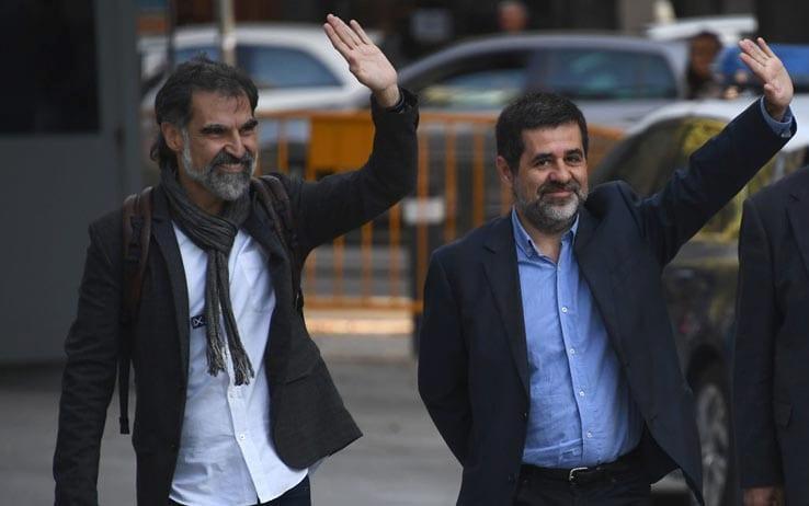Catalogna, la regione si ferma per protestare contro gli arresti