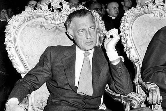 La vita in bianco e nero di Gianni Agnelli: intervista a ...
